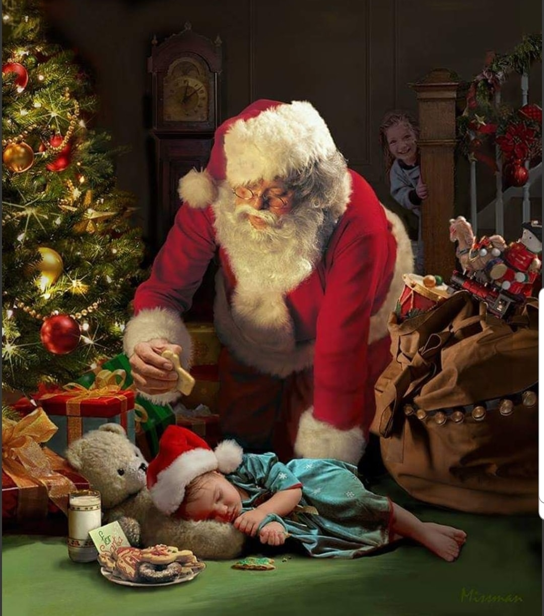 w świątecznym klimacie